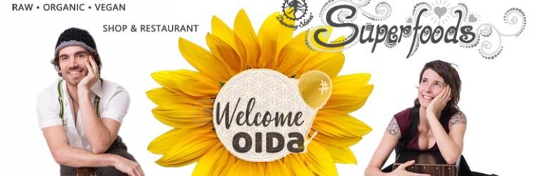 #Welcome-Oida!